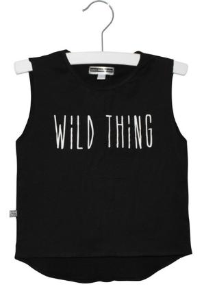 SCOM Black Wild Thing Muscle Tee