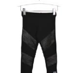 SCOM Cadet Leather Panel Leggings