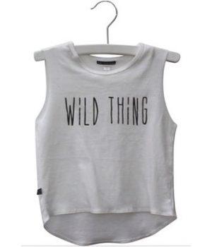scom white wild thing tee