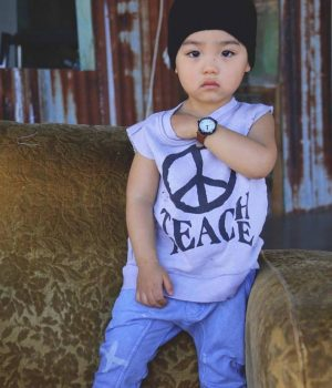 marlee-watch-tan-teach-peace-tee