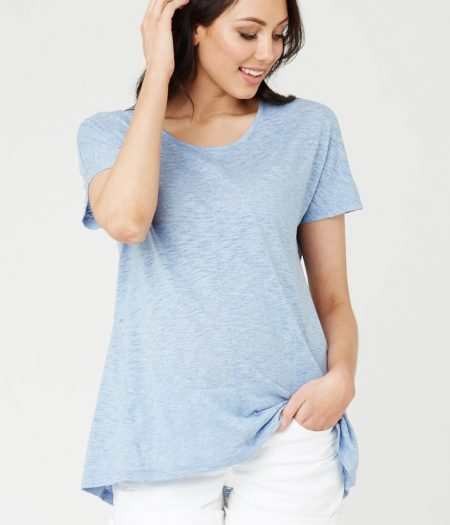 RIPE Space Dyed Oversized Tee S6089 BBM02