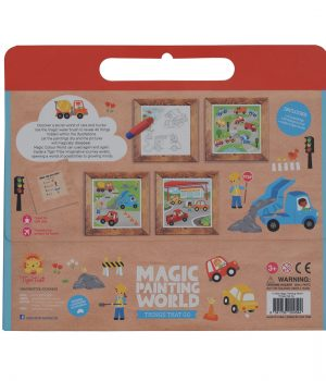 Magic Painting World – Things that go2