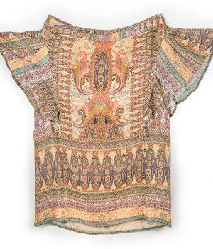 marlo mystic off shoulder dress