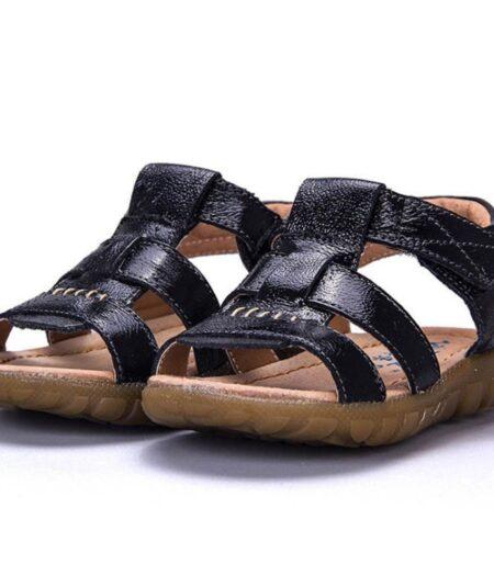 Boys Sandals Black1
