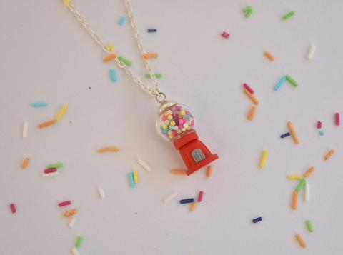 Gumball Machine Necklace 2