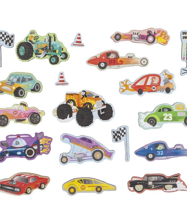 Hot Rods Magnets 3