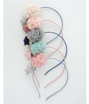 curious wonderland pom_pom_star_headband_all