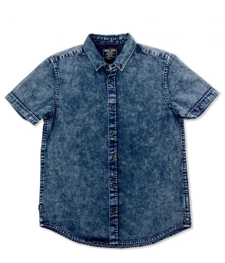 indie kids acid-roler-ss-shirt-navy-front_1