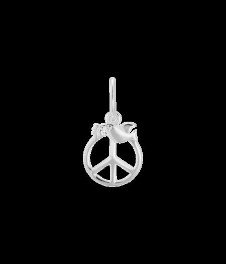 Dove Peace Charm