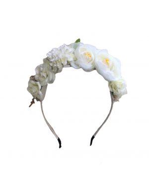 EF17-MHW04_Meringue_headband_whimsical_pink_white_baby_girl_christening_baptism
