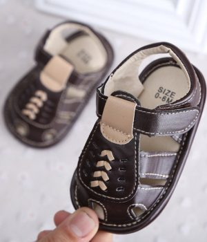 Baby Boy Sandals Brown