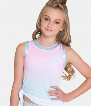 Polly Pocket Tank Front