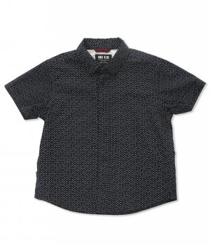 bolt-ss-shirt-navy-front