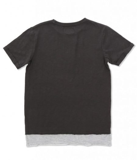 striped-hem-tee-charcoal-back