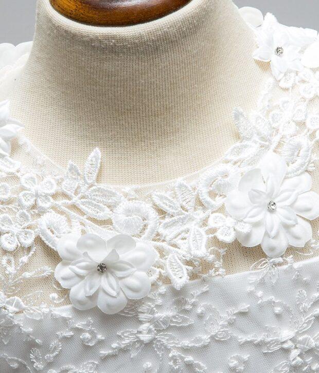 Confirmation Dress Annabelle Detail