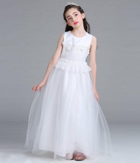Confirmation Dress Audrey Front