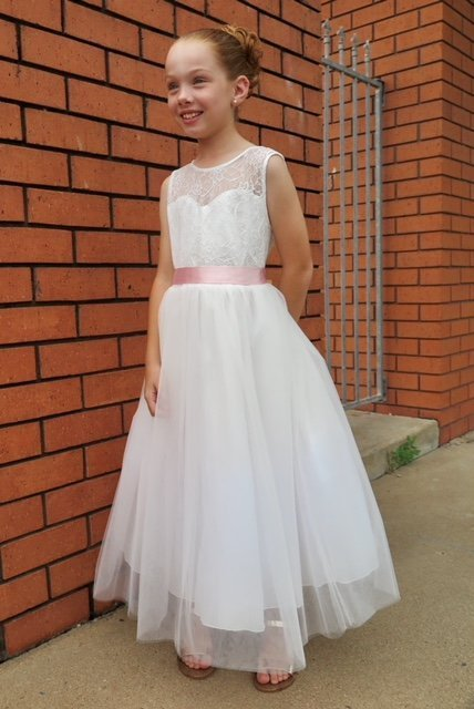 Confirmation Dress Georgia Front1
