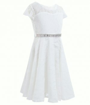 Confirmation Dress Pia Front