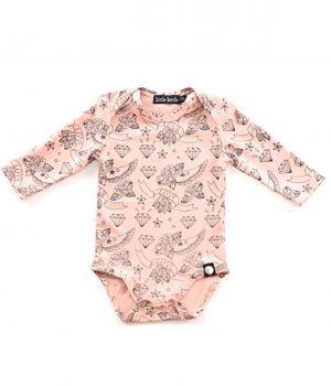 Little lords pink print onesie JC1240x1452