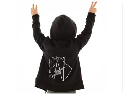 little lords rad hoodie