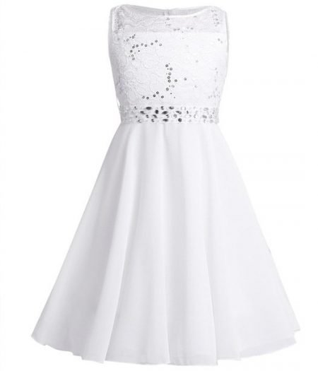 Confirmation Dress Alice Front