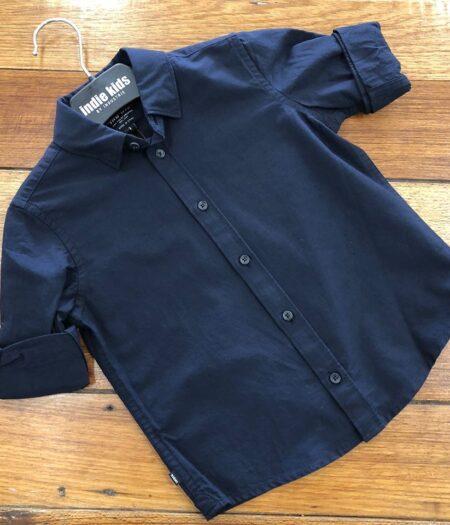 Rickard Shirt Navy