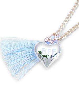 lauren hinkley blue bff necklace