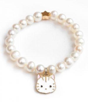 lauren hinkley kitty bracelet