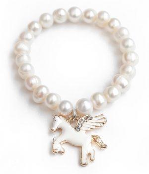 lauren hinkley unicorn bracelet