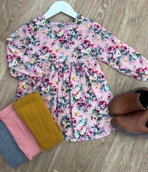 rosie dress pink 2