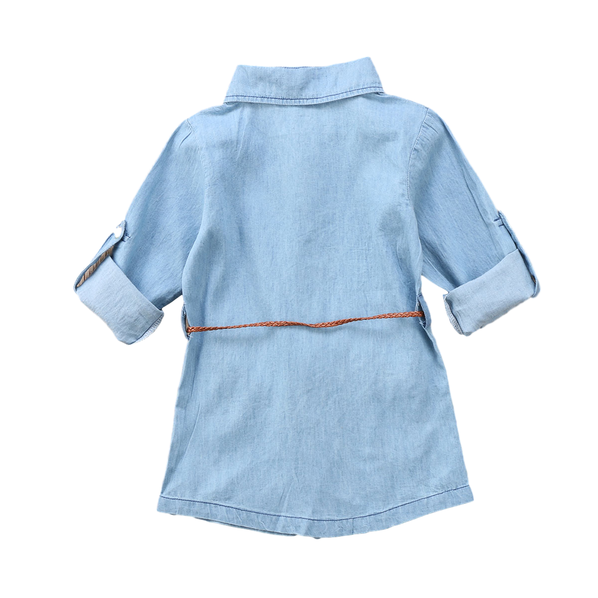 Chambray Roll Sleeve Dress 3_clipped_rev_1 (2)