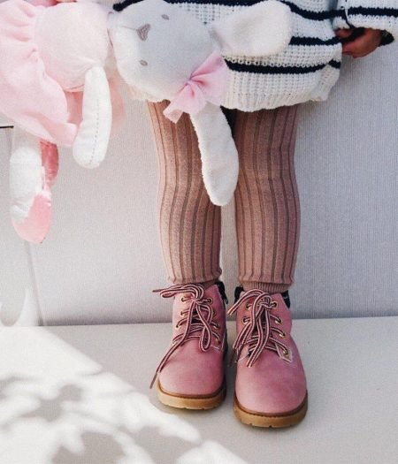 boots pink 2
