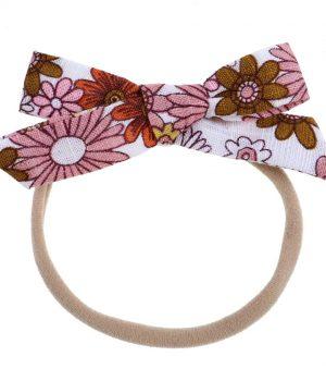 Bonnie & Harlo headband retro floral