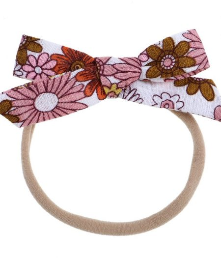 Bonnie & Harlo headband retro floral