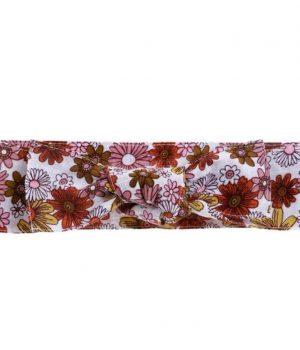 Bonnie & Harlo retro floral hairband