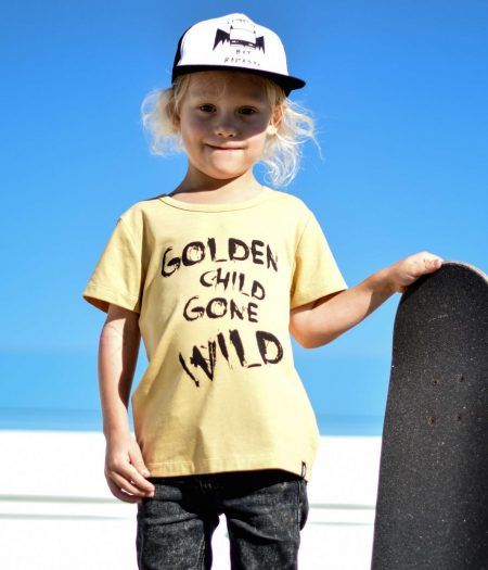 Golden Child Tee #2