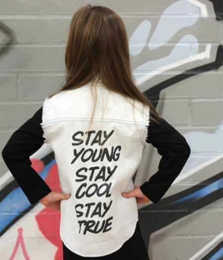 Stay Young Shirt #2