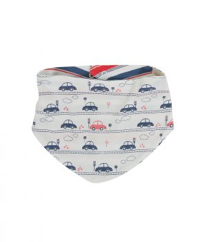 33 Reversible Bandana Bib Drive Time