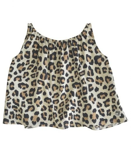 Butterfly Top Leopard 1