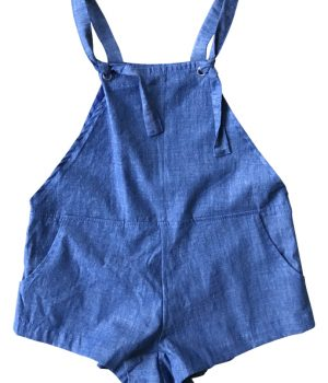 Chesca Overalls Chambray 1