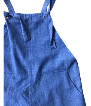 Chesca Overalls Chambray 2