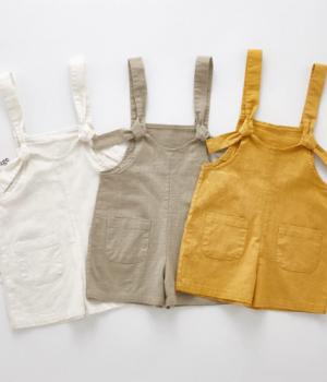 Linen Overalls 3