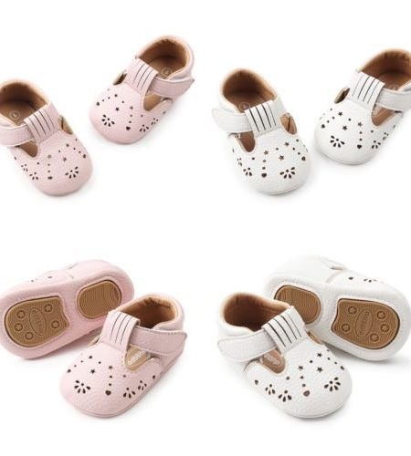 Prewalker Baby Star Shoes1
