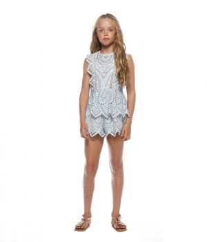 baby breath romper