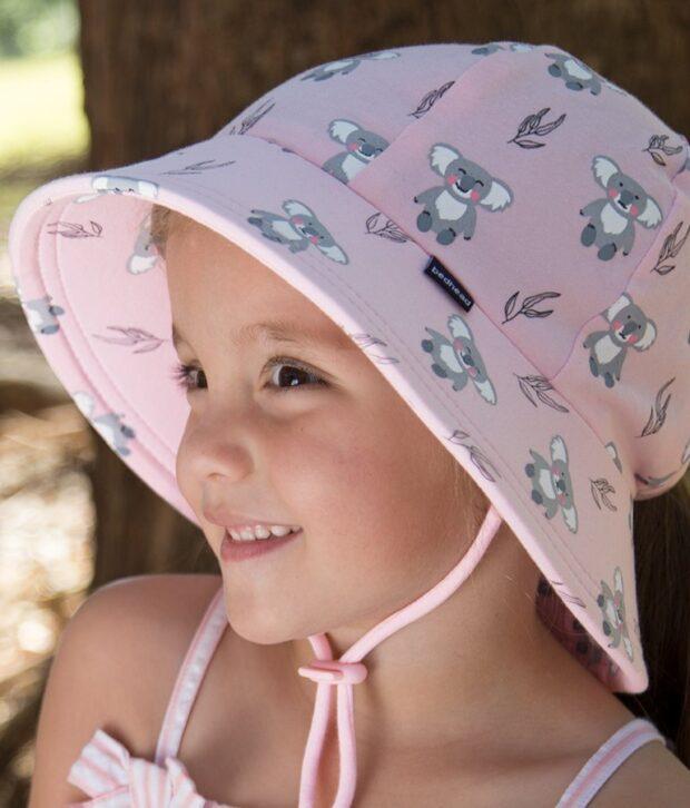 Bedhead Hats - 'Koala' Print