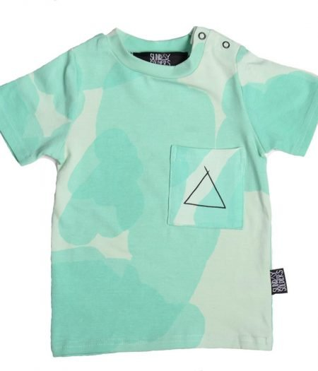 sunday soldiers mint tee