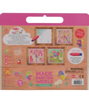 Magic Painting World-Fairy Garden1
