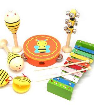 eleganter bee music set