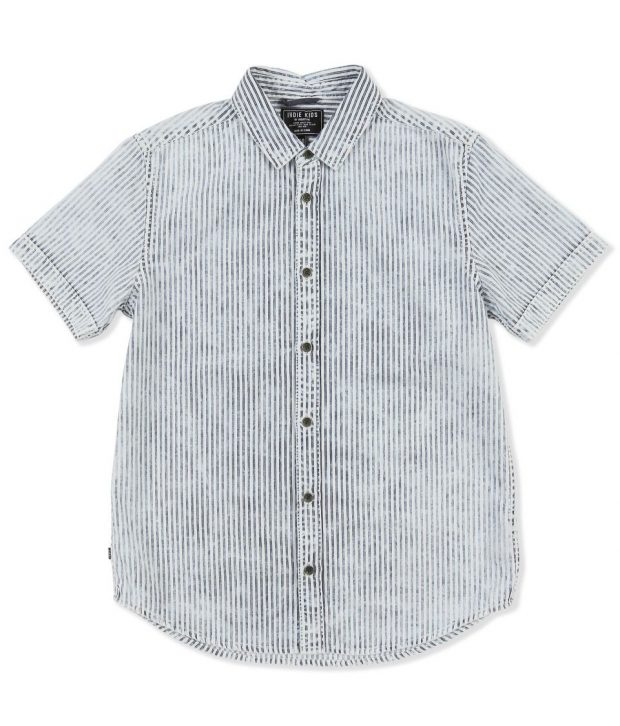 Acid Stripe SS Shirt