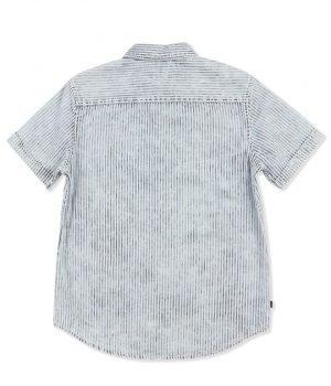 Acid Stripe SS Shirt Back